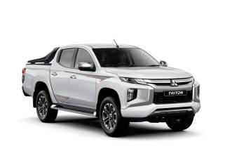 The Mitsubishi Triton Adventure X now with low interest rate of up to 0.88% p.a.