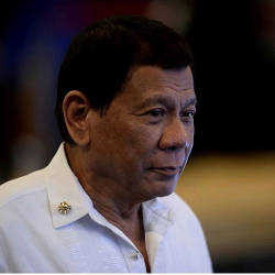 Trial by ICC? You must be stupid: Duterte