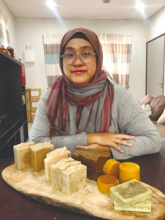 From storyteller to soapmaker