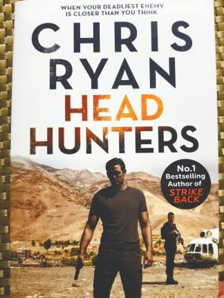 Book review: Head Hunters