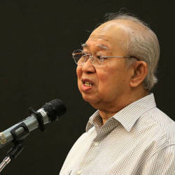 Dr Mahathir needs to serve full term: Tengku Razaleigh