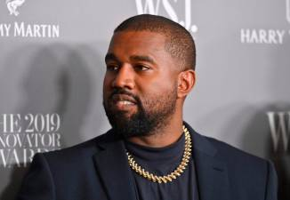 Kanye West notches 60,000 votes