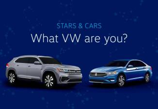 Stars & cars: Your ideal VW match based on your zodiac