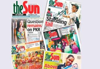 theSun lauded for winning award