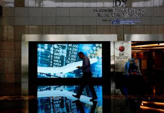 Indonesia stock exchange tightens circuit breakers for major index falls 1