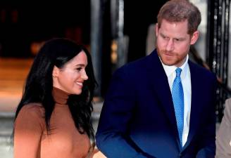 Harry and Meghan announce partnership with food charity