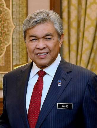 Ahmad Zahid in quarantine, trial postponed again
