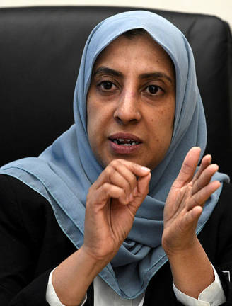 No changes in MACC, Azam Baki will resume work on Aug 22: Latheefa