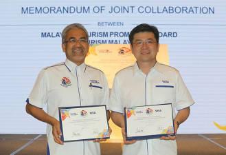 Visa, Tourism Malaysia seal long-term partnership 1