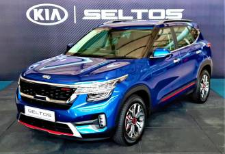 B-segment SUV Kia Seltos open for booking in Malaysia