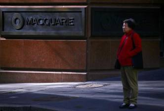 Australia's Macquarie to disband asset finance unit, bank's one-time profit-driver