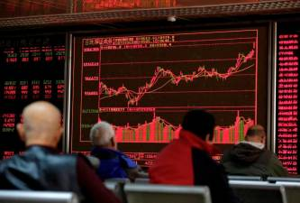 Asian shares rebound as markets bet on coordinate policy stimulus 1