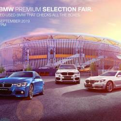 Largest pre-owned BMW, MINI fair Sept 13-15