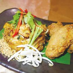 Enjoy Asian delicacies at Big Apple Restaurant