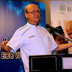 Do your utmost to save, sustain print media: Lee Lam Thye
