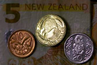 Australia, NZ dlrs get the jitters, bonds brace for borrowing binge