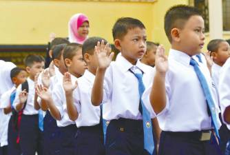 Rukun Negara education will be implemented in schools, universities and other organisations.