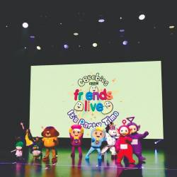 Young fans will enjoy seeing their favourite CBeebies characters live onstage at the Genting International Showroom this school holidays. - RESORTS WORLD GENTING