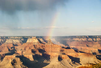 Even the Grand Canyon has been forced to close due to the coronavirus pandemic.