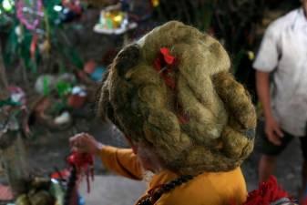 5-metre hair a divine calling