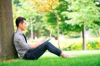 Spending time in the great outdoors has been scientifically proven to reduce stress.