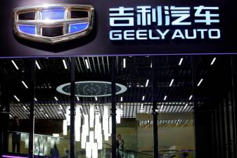 China's Geely invests $326 mln to build satellites for autonomous cars 3