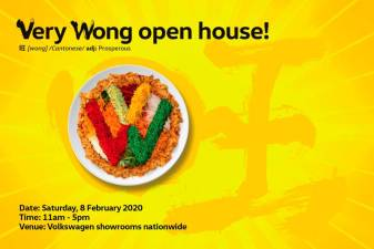Wong-derful CNY celebration with VW Malaysia nationwide
