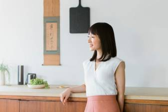 Japanese tidying guru Marie Kondo has recently launched the e-commerce site, KonMari. © Image Courtesy of Konmari Media Inc. and Kay Amano For stories related to Marie Kondo's new e-commerce site