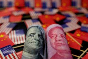 China says US currency manipulator labelling could cause chaos in financial markets