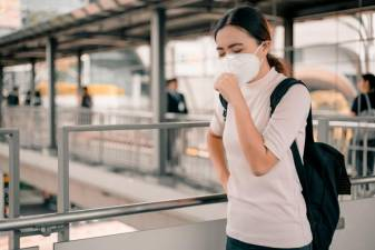 The new coronavirus strain, first discovered in the central city of Wuhan, has caused alarm because of its connection to Severe Acute Respiratory Syndrome (SARS), which killed nearly 650 people across mainland China and Hong Kong in 2002-2003. © champja / IStock.com