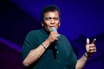 Trailblazing country singer Charley Pride dead at 86