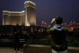 Macau gaming revenues tumble 87.8% in Feb over coronavirus impact 1