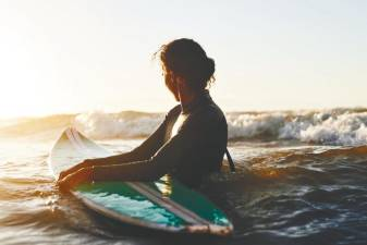 Eco-friendly ways to surf the waves