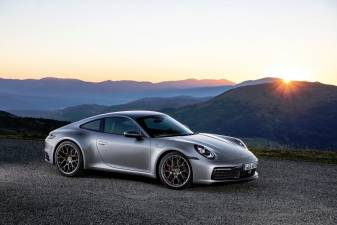 The new Porsche 911 Carrera 4S is available to order now.
