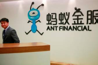 Ant Group said planning to raise US$17.5 billion via Hong Kong IPO without cornerstone investors