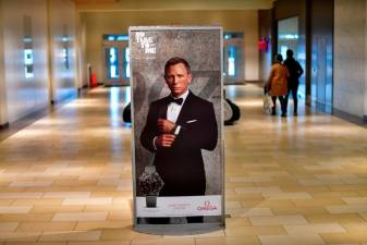 James Bond movie 'No Time To Die' delayed again amid pandemic thumbnail