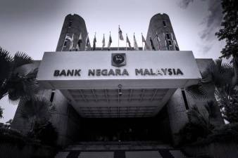 BNM's international reserves dips 0.4% as at March 13 1