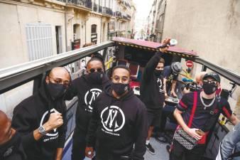 Marseille launches rap label 'OM records'