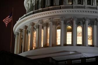 "U.S. Senate passes  trln bill for ""strange and evil"" coronavirus crisis"
