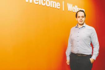 Orangeleaf Consulting's low-code platform levels digitalisation field