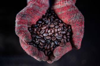 Malaysian coffee the old-fashioned way
