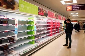 Surveys show coronavirus pandemic savaging global economy 1