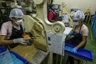 Manufacturing sector tested by Covid-19, PMI slips to 48.5 1