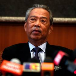 Body cameras will enhance efficiency: Muhyiddin