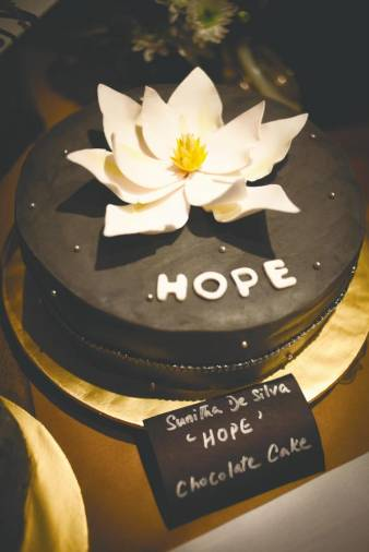 Sabrinah started the pop-up cake shop The Depressed Cake Shop to raise awareness of the condition. – Courtesy of Aisyah Ambok