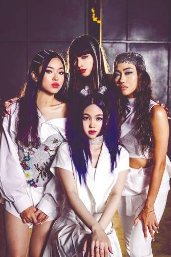$!Dolla is Malaysia's answer to South Korea's BlackPink. – Universal Music
