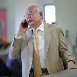 Najib said he spent RM3.3m on gifts for wife of former Qatar PM, court told