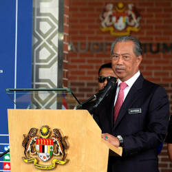 IPCMC Bill to be improved so that it is fairer: Muhyiddin