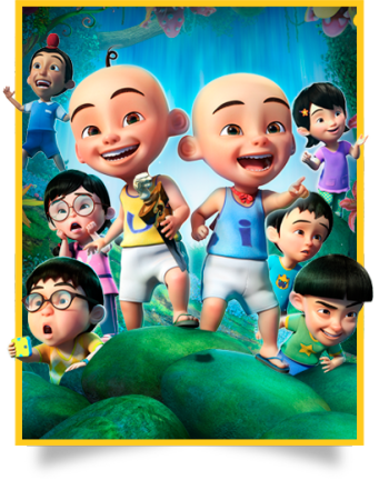 Upin & Ipin movie submitted for Oscars