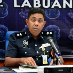 Labuan police intensify crime prevention efforts